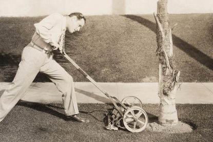 The Evolution of Lawn Mowers Throughout History
