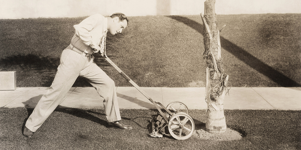 The Evolution of Lawn Mowers Throughout History | Power Pro