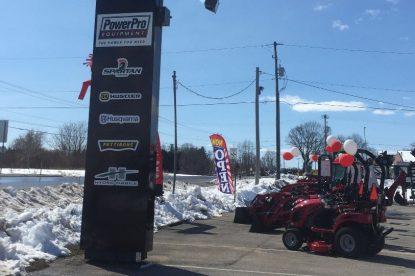 Power Pro Equipment York Store & Showroom Grand Opening!