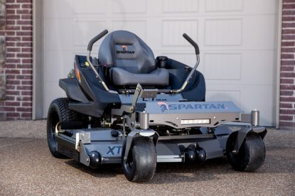 Why Choose a Spartan Mower Over the Rest?
