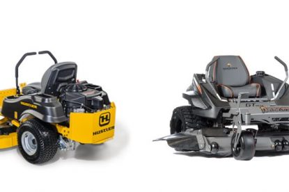 The Mowers You Want