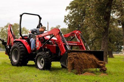 Mahindra-Tractor