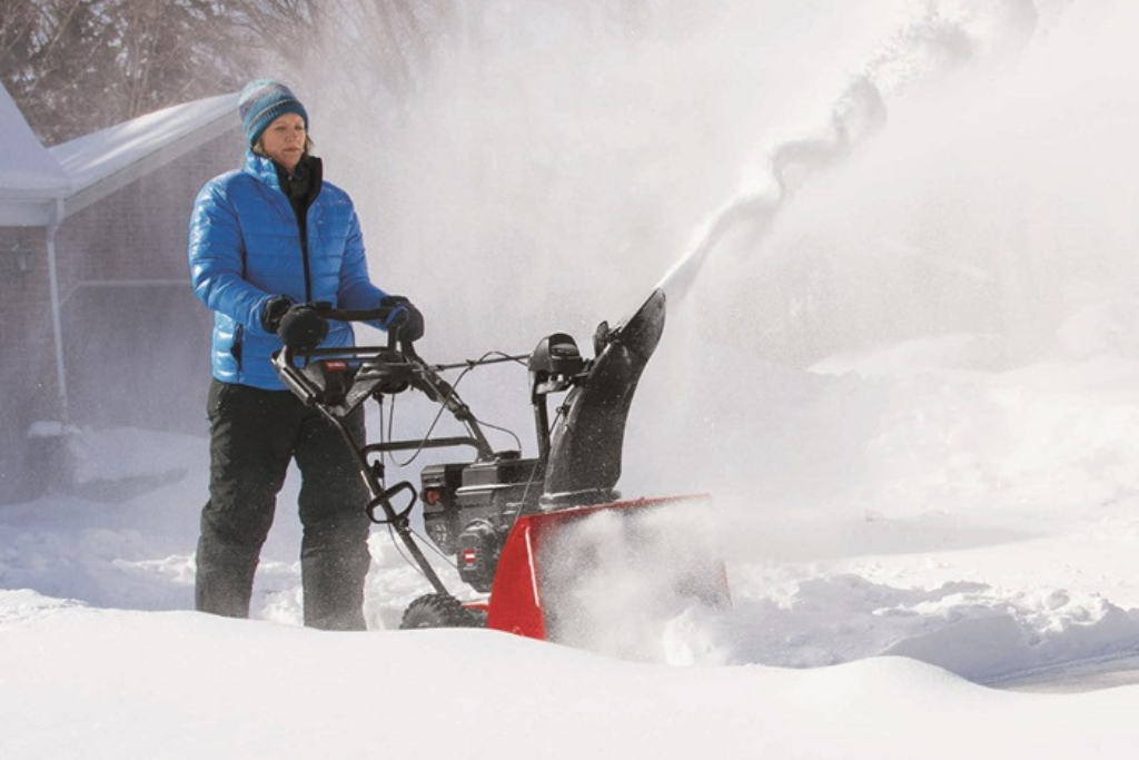 best snow removal equipment