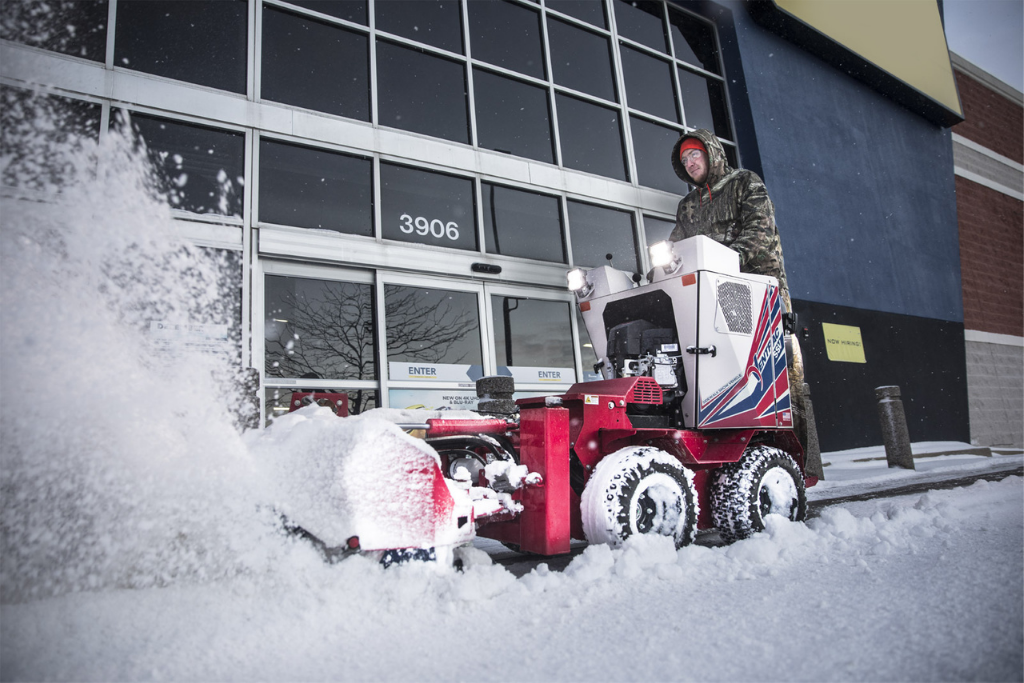 best snow removal tractors