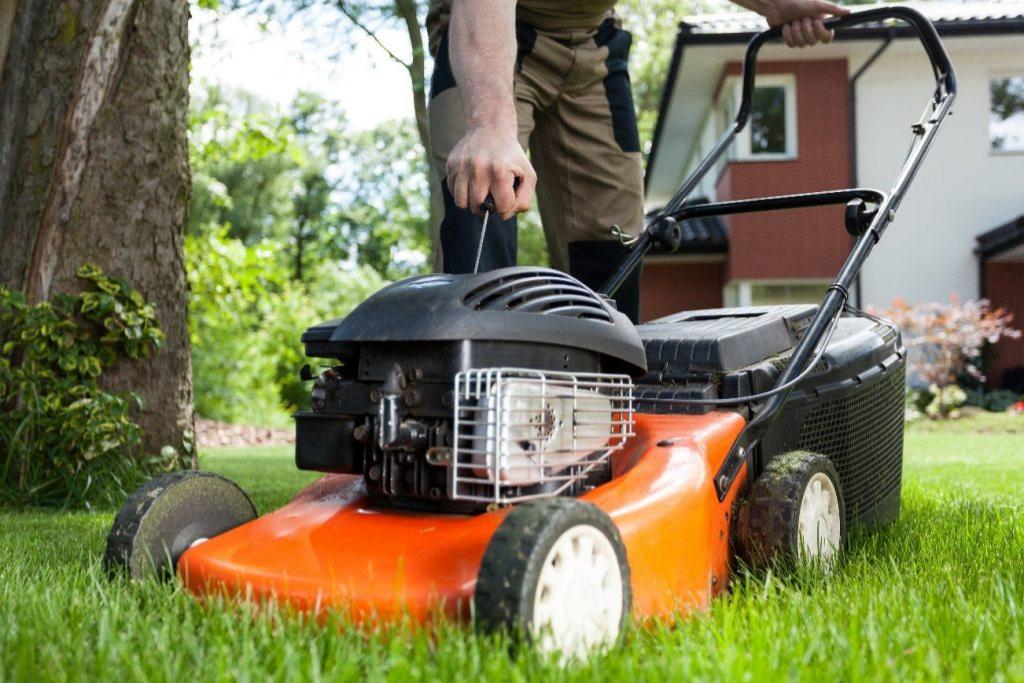 is it worth repairing a lawn mower