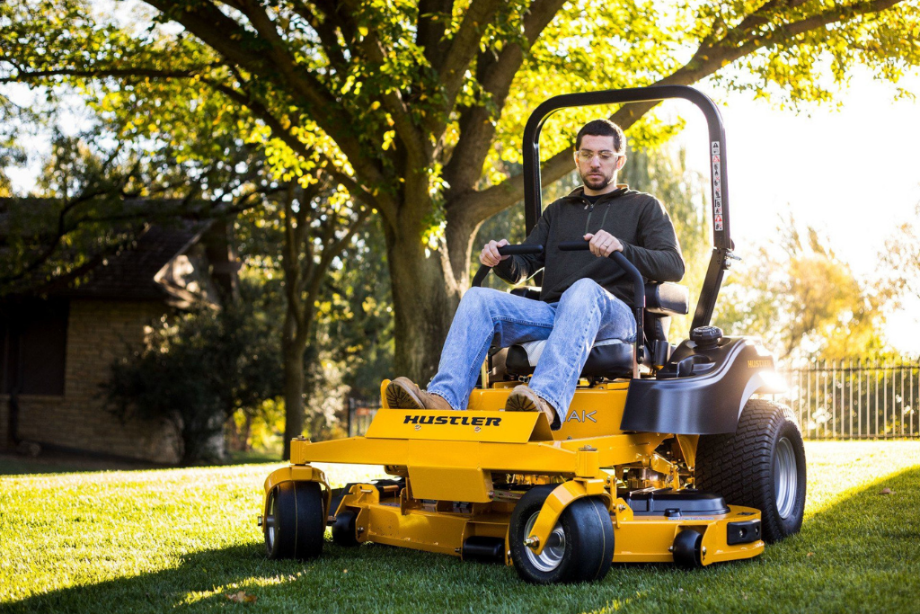 what to look for in a zero turn mower