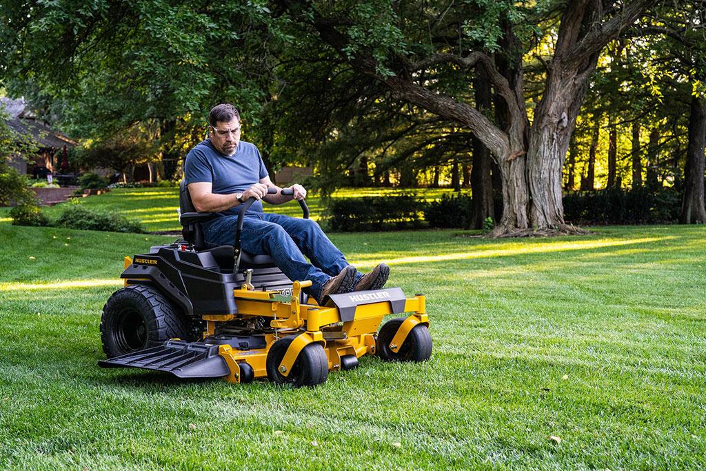 affordable zero turn mowers