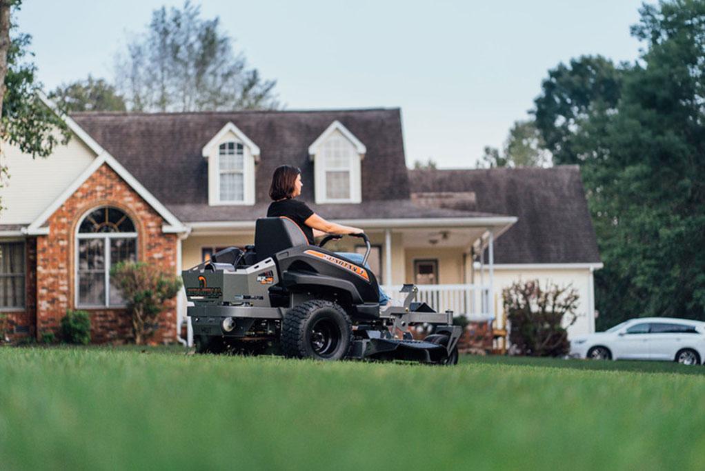 best zero turn mower brands