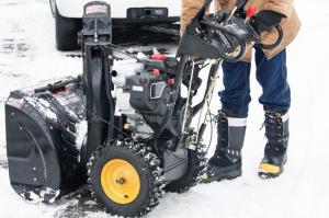 outdoor equipment repair